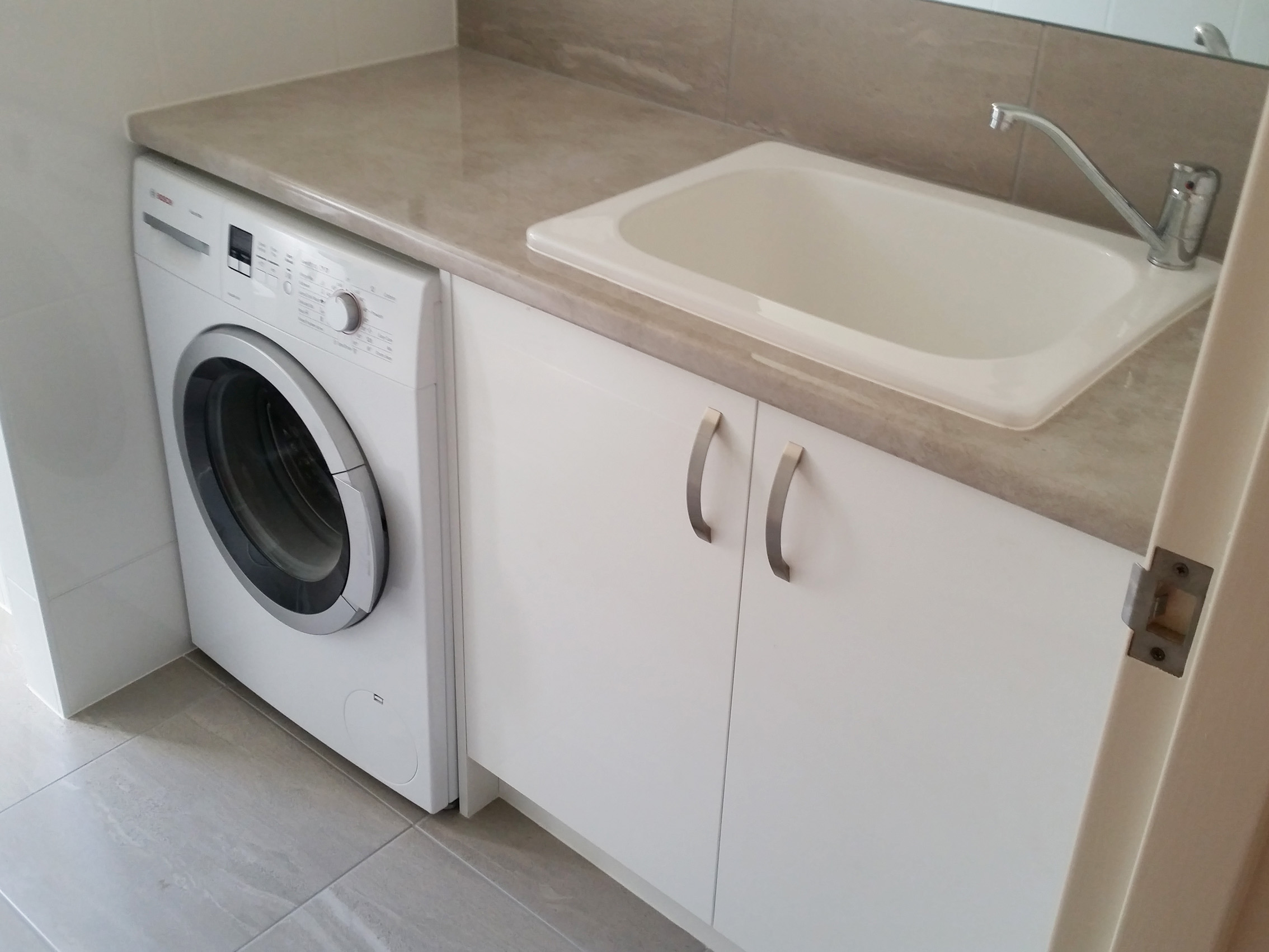 Laundries Options Cabinets Qld